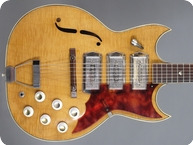 Airline Barney Kessel Swingmaster 1965 Natural