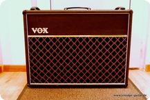 Vox AC 30 Top Boost Black Tolex