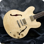 Gibson ES 335 Dot 2012 Natural Flame Top