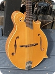 Collings MF Mandolin 2008 Honey Amber Finish