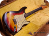 Fender Vintage Stratocaster 1963 Sunburst