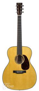 Martin M36 0000 Mahogany Rosewood Engelmann Custom 2147