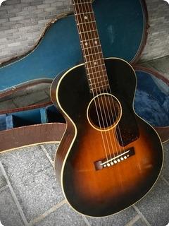 Gibson Lg2 3/4 Acoustic 1965 Sunburst