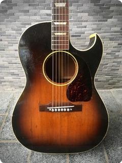 Gibson Cf100 Acoustic 1956 Sunburst