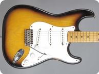Fender Stratocaster 1954 2 tone Sunburst