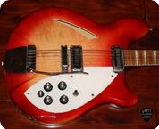 Rickenbaker 365 1966 Fireglo