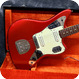 Fender -  Jaguar  1965 Candy Apple Red