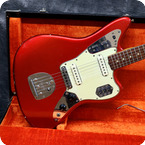 Fender Jaguar 1965 Candy Apple Red