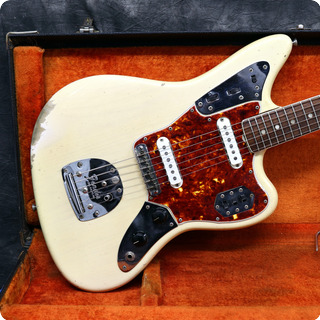 Fender Jaguar  1965 Blonde