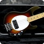 Ernie Ball Music Man Old Smoothie Stingray 2016 Sunburst