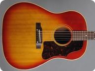 Gibson J 45 1963 Cherry Sunburst