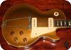 Gibson -  Les Paul Standard  1953 Goldtop