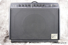 Jim Kelley F.A.C.S. Reverb Model 1980 Black