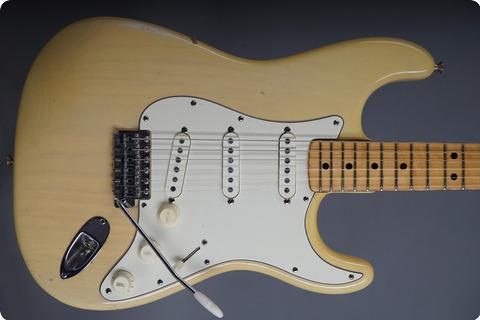 Fender Stratocaster 1973 Blond