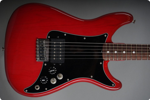 Fender Lead I 1981 Red