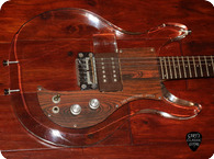 Ampeg Guitars Dan Armstrong 1970