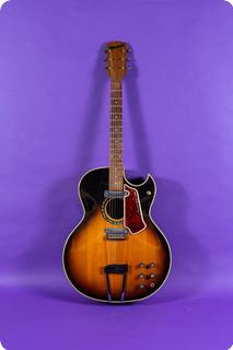 Coral Vincent Bell Combo Model 1968 Sunburst