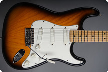 Fender Stratocaster Buddy Guy 1995 2 tone Sunburst