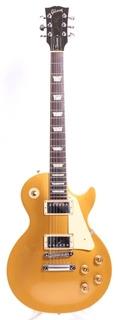Gibson Les Paul Standard 2001 Goldtop