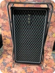 Vox T100 Cabinet Reissue Ex Alan Rogan Collection 2000 Black