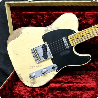 Fender Custom Shop '51 Nocaster 2018 Blonde
