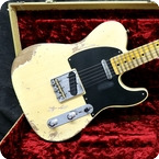 Fender Custom Shop 51 Nocaster 2018 Blonde