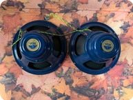 Vox-Celestion Blue Bulldog Alnico Speakers-1960-Blue