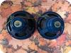 Vox Celestion Blue Bulldog Alnico Speakers 1960-Blue