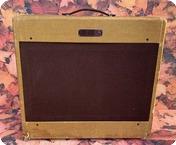 Fender Wide Panel Tweed Pro Amp Ex Alan Rogan Collection 1953 Tweed