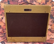 Fender Wide Panel Tweed Pro Amp Ex Alan Rogan Collection 1953 Tweed