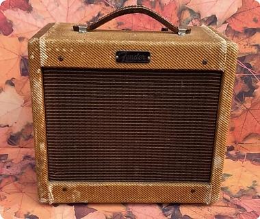 Fender Tweed Champ Ex Alan Rogan Collection 1960 Tweed