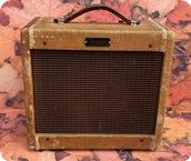 Fender-Tweed Champ Ex Alan Rogan Collection-1960-Tweed