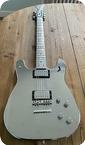Veleno Aluminium Guitar Ex THE CARS Serial No 27 1972 Sliver