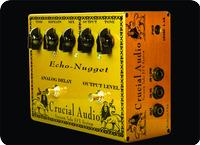 Crucial Audio Echo Nugget 2021 YellowGold