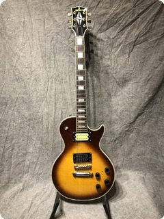 Sigma Les Paul  Sunburst