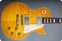 Gibson Les Paul 1959 Collectors Choice 26 Whitford Burst 2014 Lemon Burst