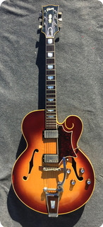 Gibson Tal Farlow 1964 Viceroy Brown Sunburst