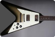 Gibson Flying V 1980 Silverburst