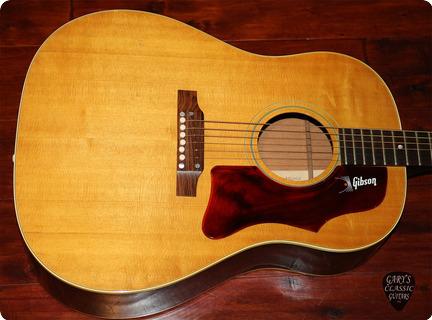 Gibson J 50 Adj 1968