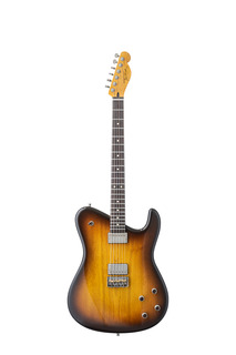 Tausch Guitars Montreux / Prototype 2020 Tobacco Burst
