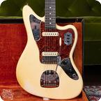 Fender Jaguar 1965 Olympic White