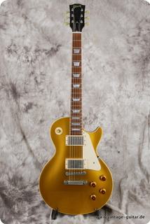 Gibson Les Paul Standard 2002 Goldtop