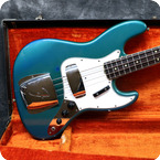 Fender Jazz 1966 Lake Placid Blue