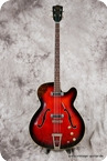 Framus Star Bass 5150 1965 Red Burst