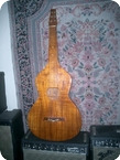Weissenborn STYLE 1 FLAMED MONSTER 1924 Natural Koa
