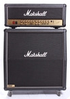 Marshall JCM2000 TSL60 60w W 1960 Lead 4x12 2002 Black