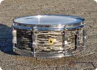 Ludwig Vintage JazzFestival 1960 Oyster Black Pearl