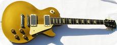 Gibson Les Paul Standard 1958 GOLD TOP
