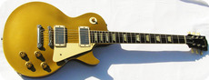 Gibson Les Paul Standard 1958 GOLD TOP