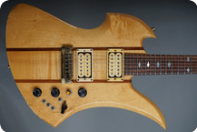 Bc Rich Mockingbird 1982 Natural